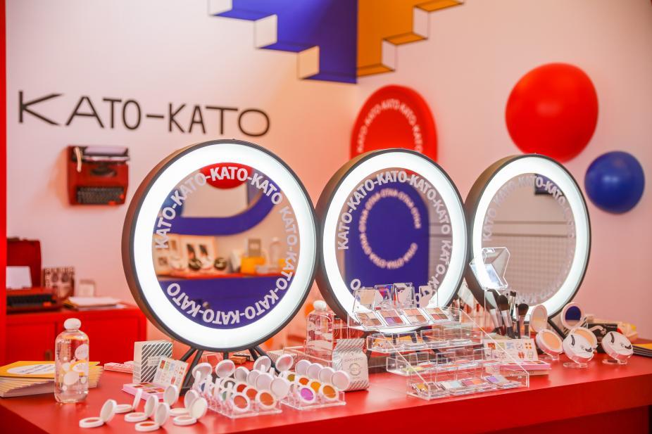 玩乐色彩时髦感 KATO-KATO为Z世代女孩打造奇趣快闪空间插图(2)