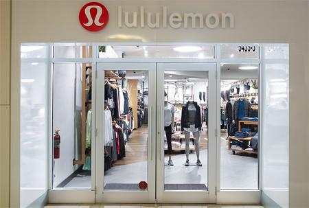 绝地求生 Lululemon二季度收入强势增长
