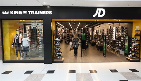 jd sports发布上半年财报 总营收近下滑6%