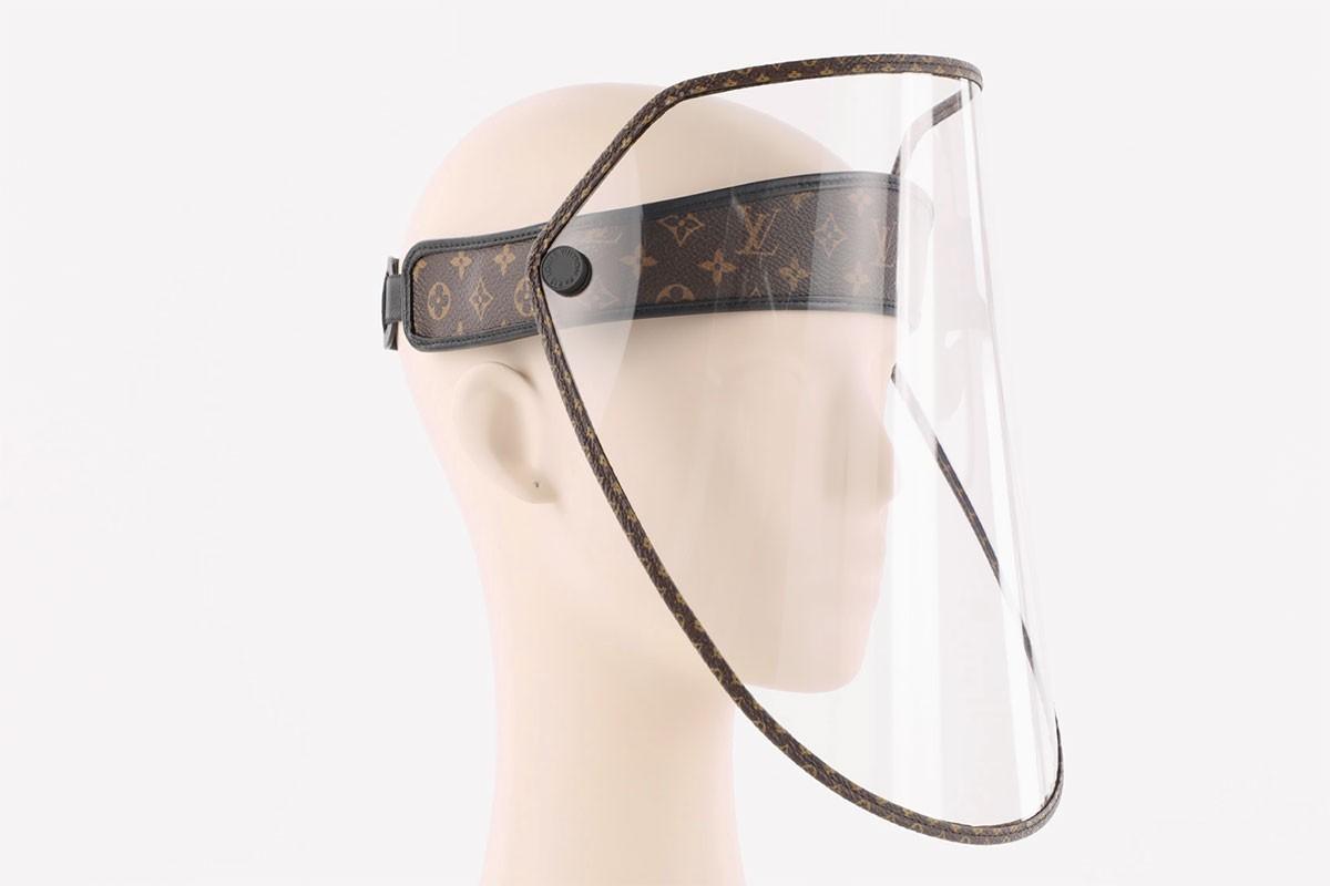 LV防护面罩