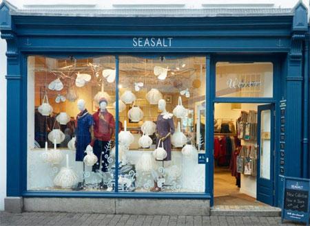 循环发展!Seasalt Cornwall推出可持续的新店铺