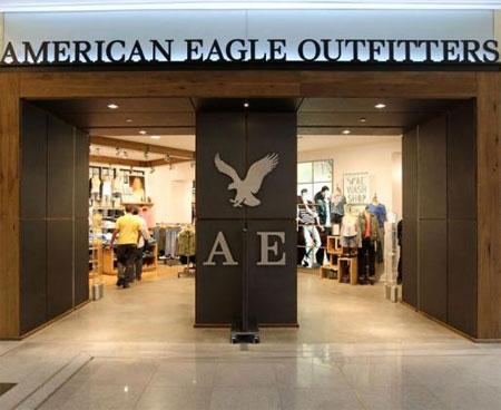 American Eagle Outfitters二季度业绩好于预期