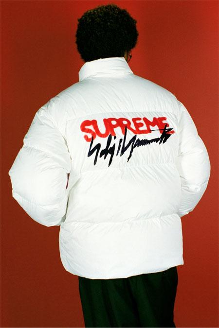 时尚联名 Supreme x Yohji Yamamoto重磅来袭!