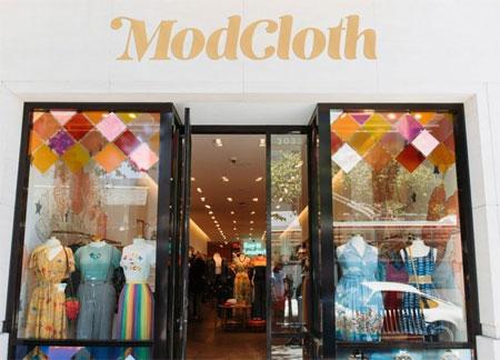 重整旗鼓 modcloth在线零售商再次出征欧洲市场