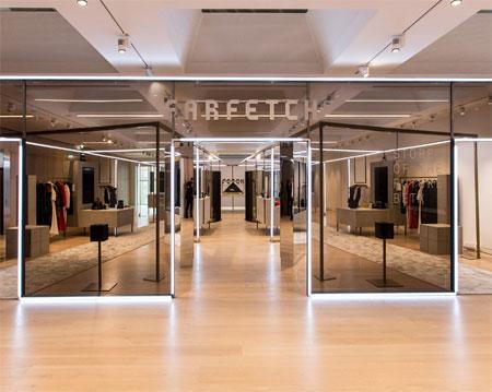 英国奢侈品电商平台farfetch加速更新品牌形象