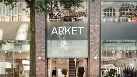 H&M集团旗下品牌Arket将在韩国市场开设首一家旗舰店