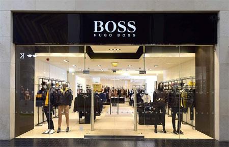 Hugo Boss通过加快数字化进程 推出首一个线上开发系列