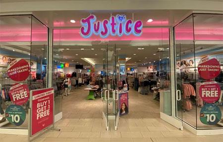 Ascena Retail以3500万美元出售旗下Justice Tween品牌