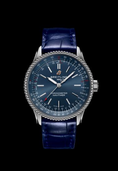 """奢侈品界高科技:Breitling为所有手表设""""数字护照"""""""