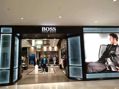 Hugo Boss在第三季度业绩复苏 电商增长66%