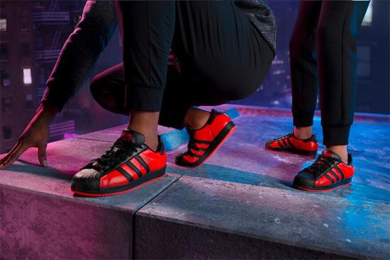 蜘蛛侠新游戏发行 阿迪达斯与游戏制作商推新联乘鞋款