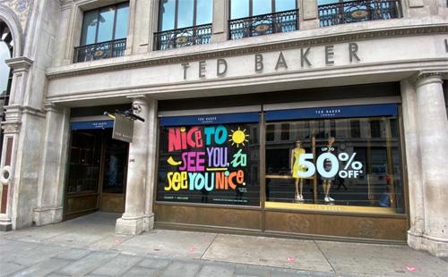 时尚品牌Ted Baker与Hero合作 升级线上购物体验