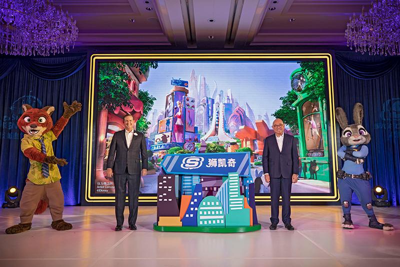 斯凯奇成为上海迪士尼度假区官方合作伙伴