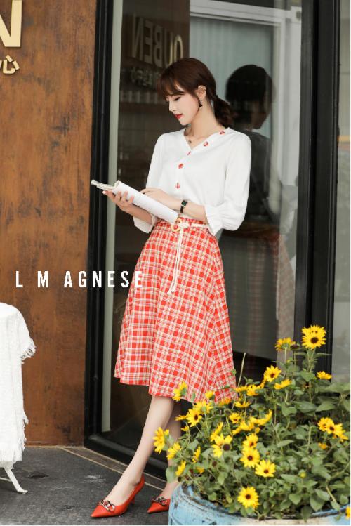 简爱格妮斯高端女装春日唤新 演绎早春时尚穿搭-CFW时尚