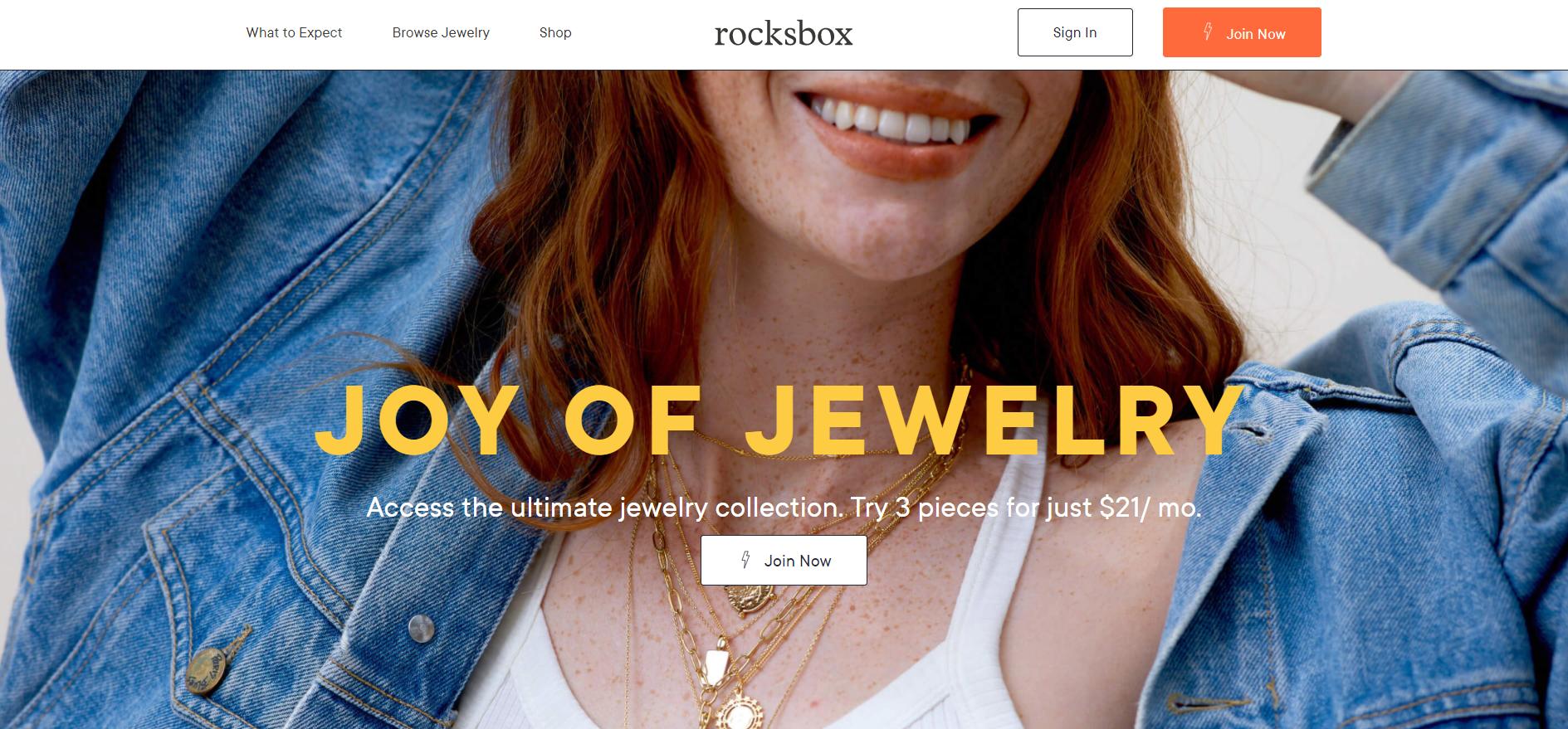 寰球最大钻石猫眼零卖商 Signet 采购旧金山订阅式猫眼电商 Rocksbox