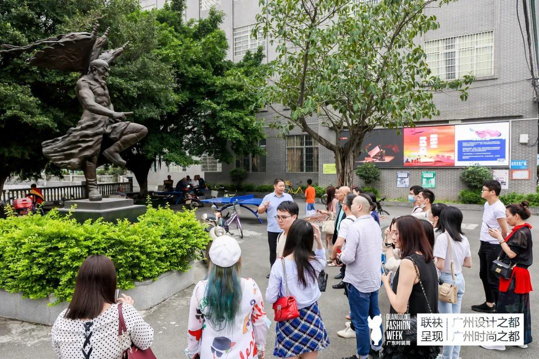 广东时髦安排团走进乌云北村,助力时髦财产与文旅财产融洽兴盛