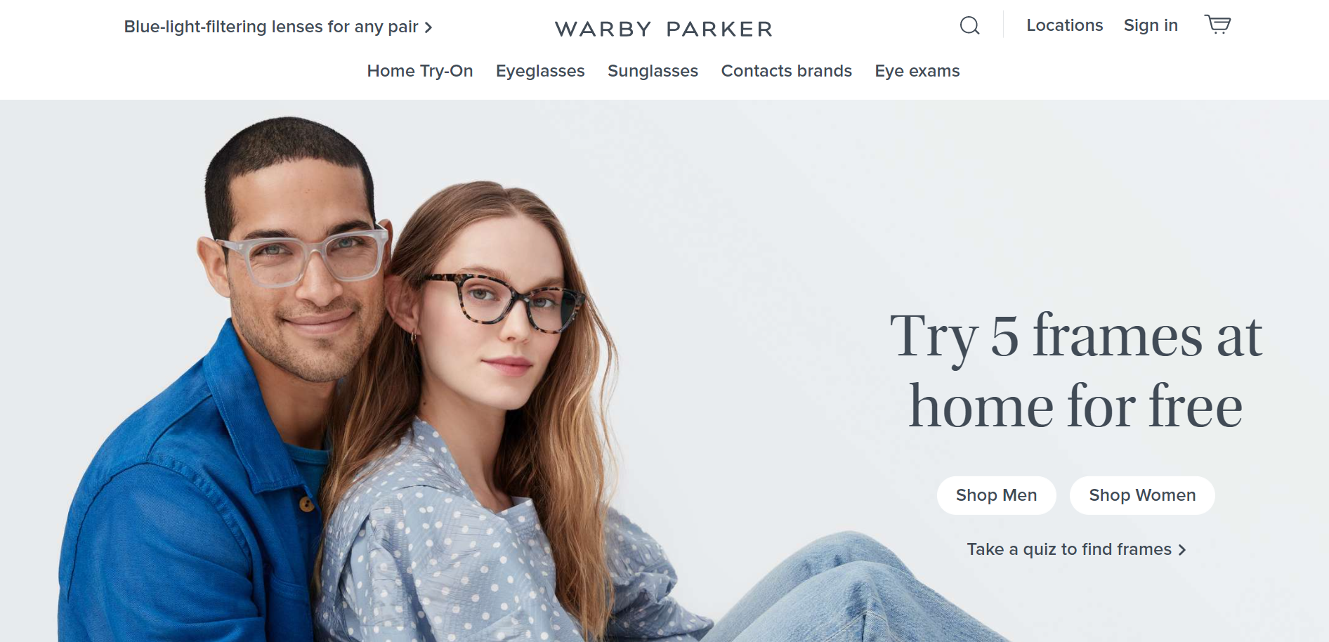 传:美利坚合众国互联网络镜子权威 Warby Parker 安置在本年请求IPO
