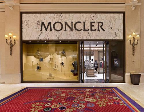 Moncler一季度收入大涨21% 亚洲强势拉动暴涨53%
