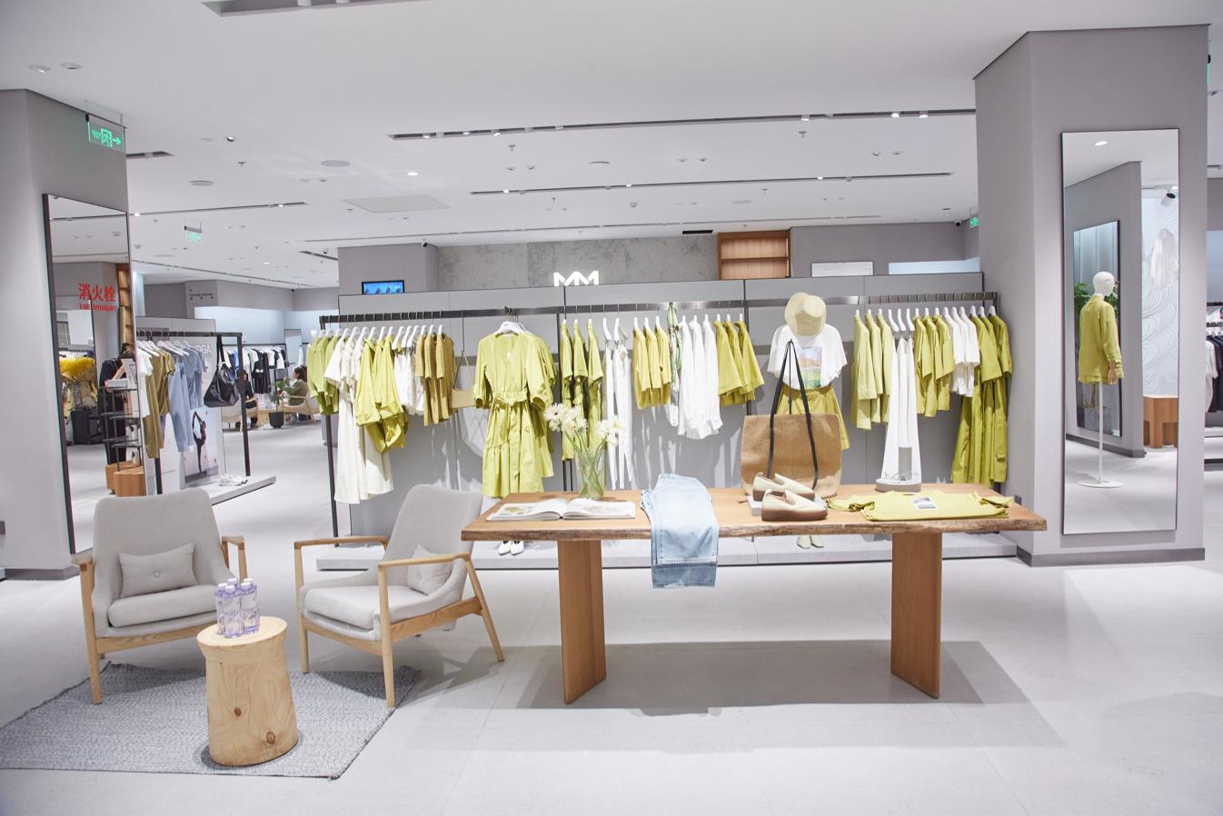 伊芙丽团体总裁孙公科:动作新物种,麦檬M+观念店满意了咱们对将来品牌的设想|赢商对话