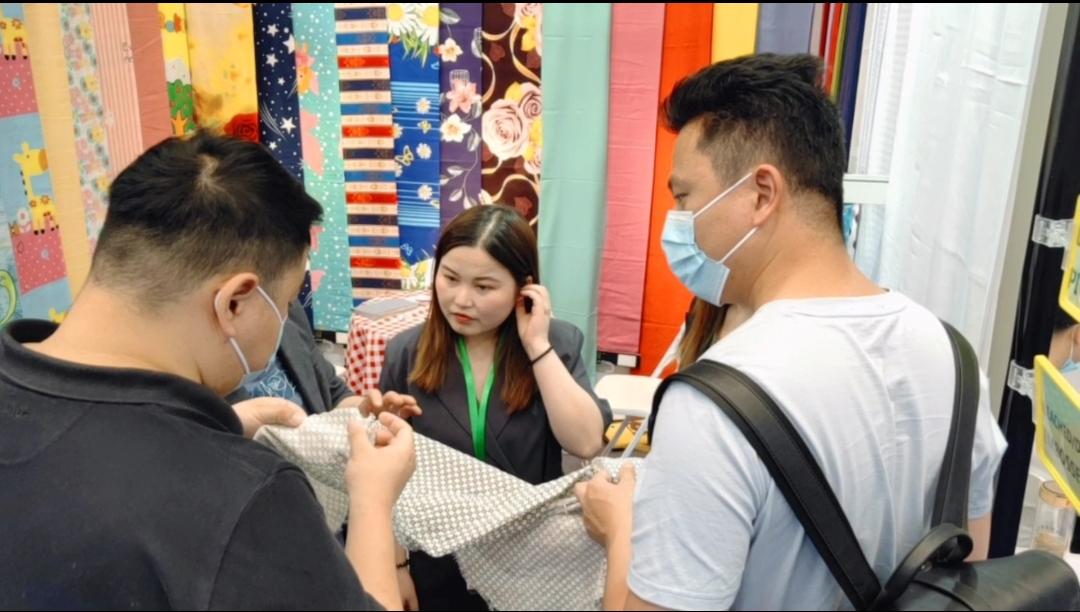 """精密锁定""""双通道""""新商机2021 Keqiao Spring纺纱协会完美"""