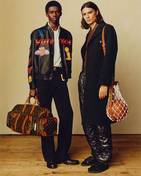 Louis Vuitton联名NBA 优衣库联名《咒术回战》