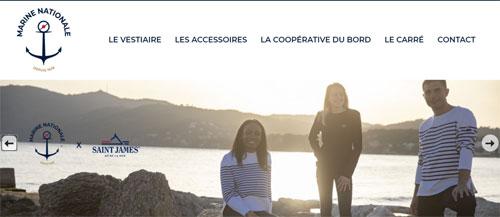 """法国海军入局服装行业 推品牌赚钱补贴""""家用""""?"""