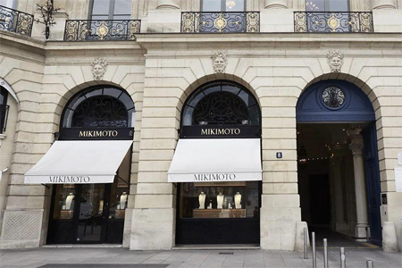 真珠不只姑娘私有 阿曼品牌Mikimoto进军女性商场!