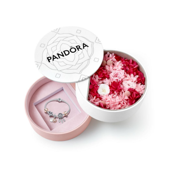 Pandora Pandora Jewel 520爱情惊喜有限的妖魔体验