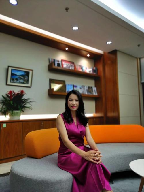 麦超萍专访:简爱格妮斯不只是一个品牌 更是一个平台