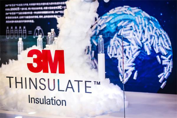 """人与自然和谐共生——3M™新雪丽™热敏科技点燃""""绿色更新""""时尚潮流"""
