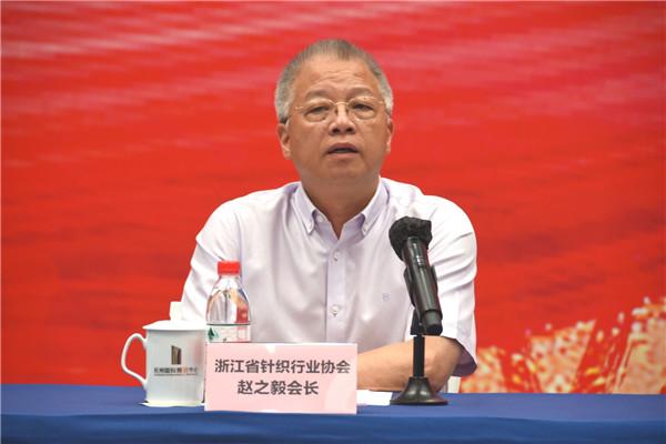 建设一个行业外连锁质量节中国(杭州)国际纺织品和服装供应链博览会六月举行!