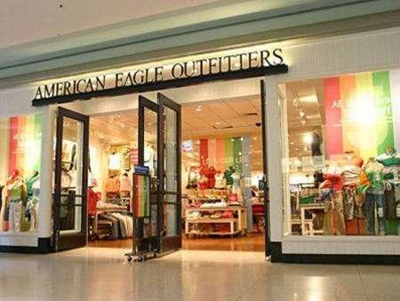 American Eagle Outfitters公布一季度财报 收入大涨