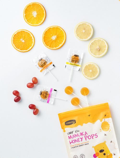 哄娃神器?这款麦卢卡蜂蜜棒棒糖让宝贝吃得欣喜又安康