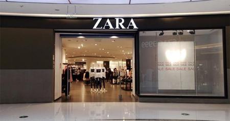 Zara母公司公布2021年一季度财报 销售额大涨50%