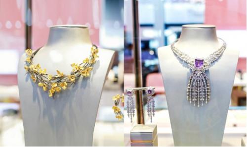 ALICE爱丽丝珠宝大受欢迎,数百颗收藏克拉钻石闪耀重庆