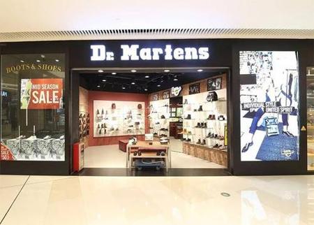 Dr.Martens公布首份业绩年报 销售额大涨15%