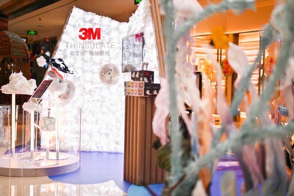3M™新雪丽™亮相GFS主题展,用科技向大众展现触手可及的绿色未来