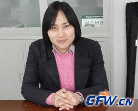 天然纺织HR经理徐燕娜:争创行业人才培养标竿示范单位