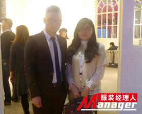 ONE MORE拓展总监徐建平:以口碑促品牌发展