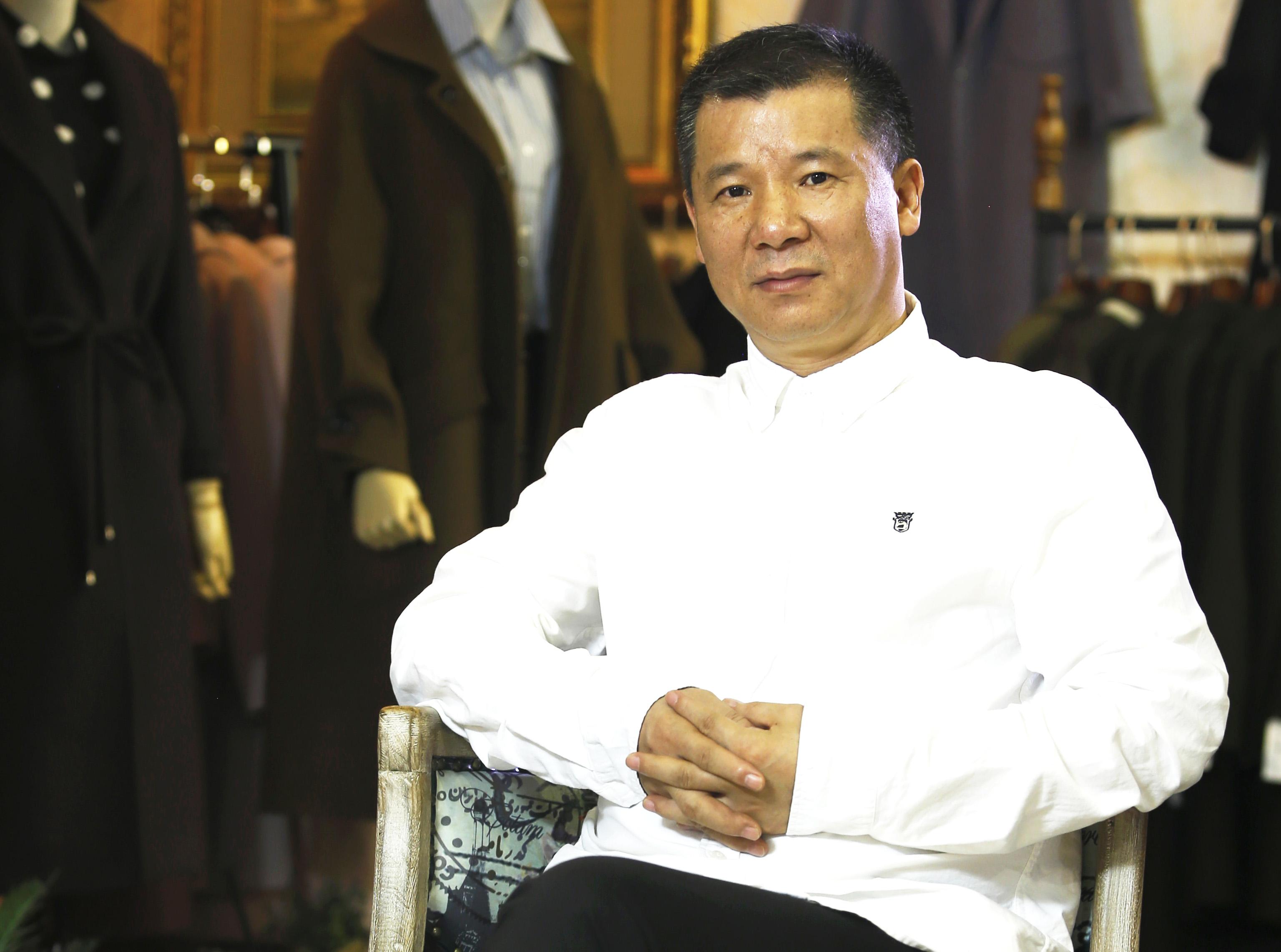 2017广东时装周-打造强大纺织双面呢
