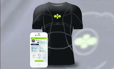 服装智能制造:智能服装的发展 让人类活到150岁不再是梦