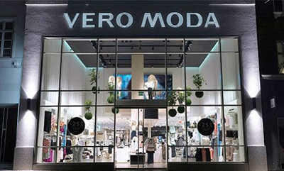 """全渠道典型案例:去Vero Moda买衣服全靠""""刷脸"""""""
