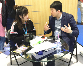 奥比中光CHIC2018春季展大放异彩,三滴智衣助力服装新零售