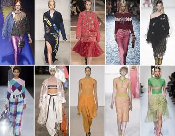 慢时光:针织女装流行趋势