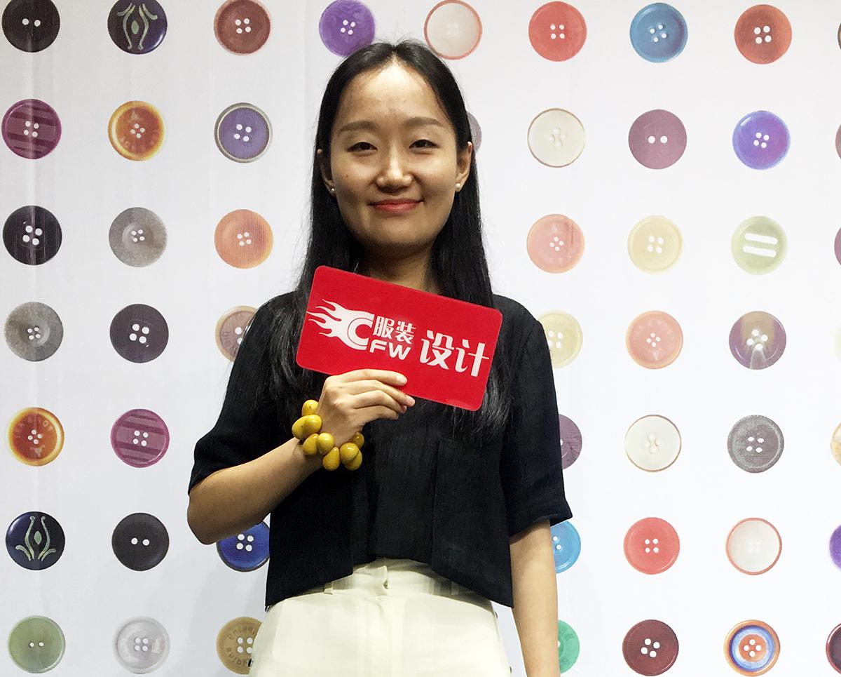2018广东时装周-秋季| 专访衣道裁缝品牌主理人杨盼