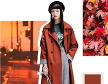 PEACEBIRD WOMEN太平鸟时尚女装2018秋冬必备三种时髦色彩