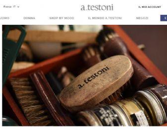 中国香港上市公司时代集团收购意大利奢华品牌 a.testoni