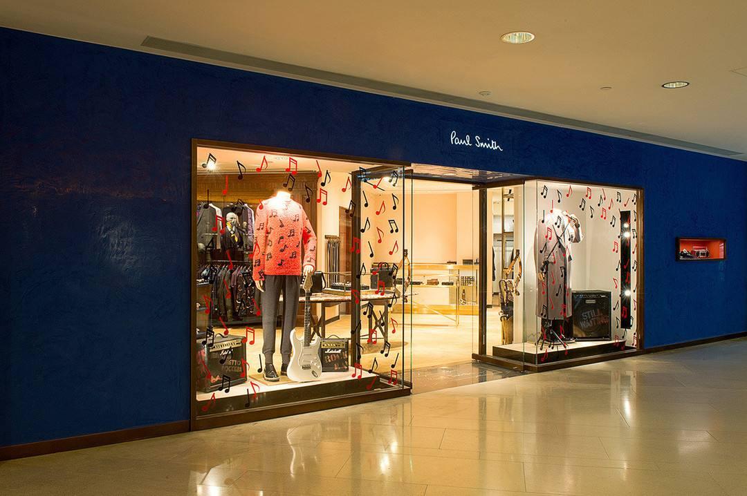 英国设计师品牌 Paul Smith 2018销售额增长6.7%