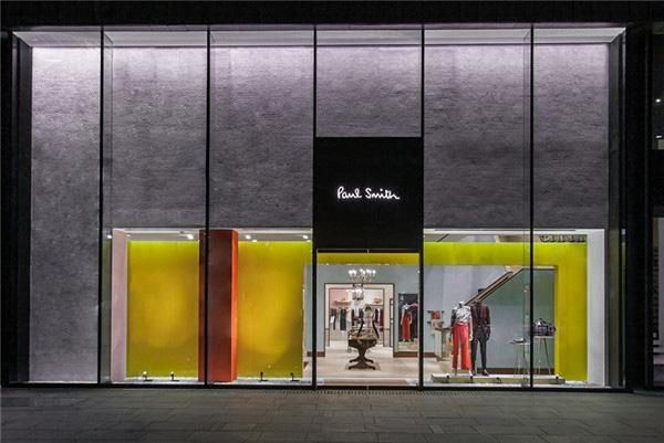 英国品牌Paul Smith全年收入增长提速