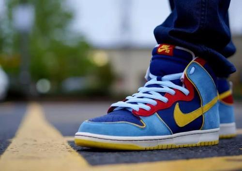 """Nike SB Dunk 系列要 """"回归"""" 了?恐怕没那么简单"""